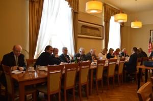 Pierwsze nadzwyczajne posiedzeniu Rady AKO zakończone sukcesem