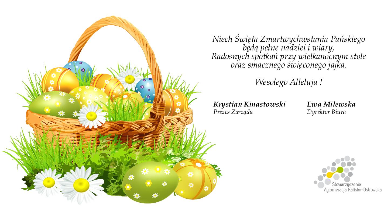 Wielkanoc 2020 - Życzenia Wielkanocne 2020
