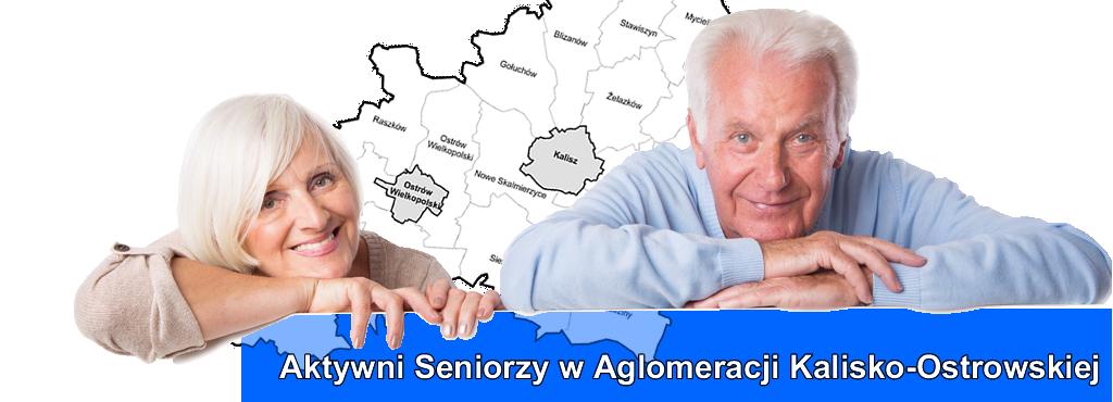 Aktywni Seniorzy w Aglomeracji Kalisko-Ostrowskiej